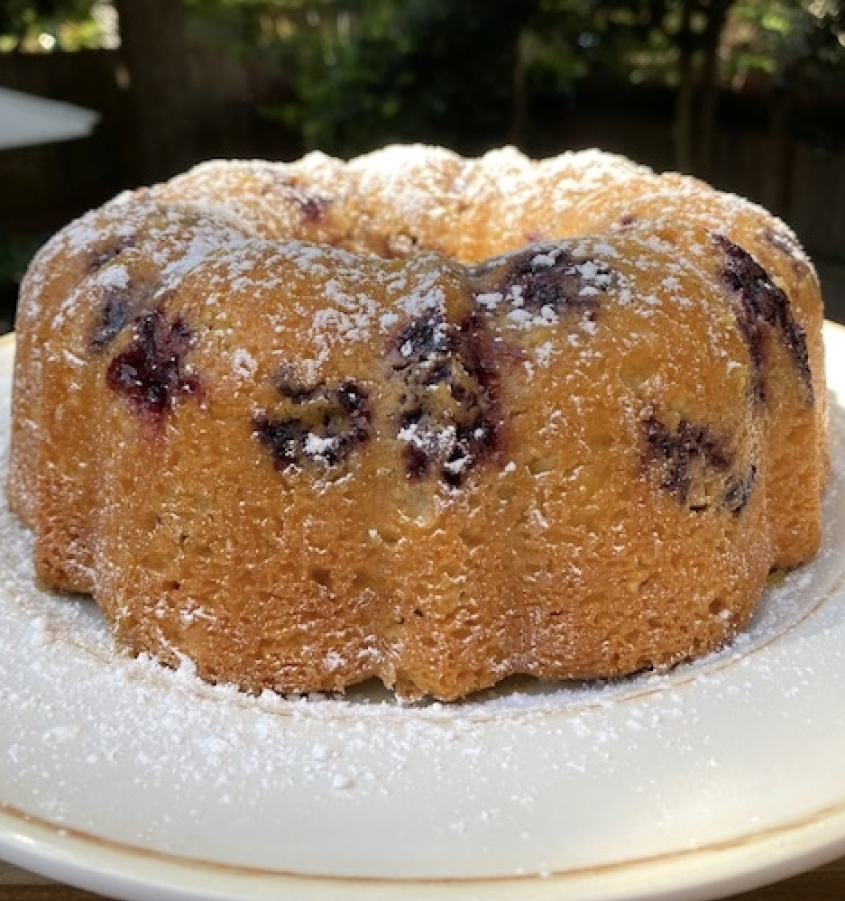 Bundt Cake Crop