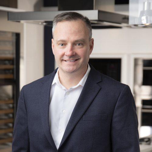 Steven Voytek, Caplan's Appliances Sales Manager