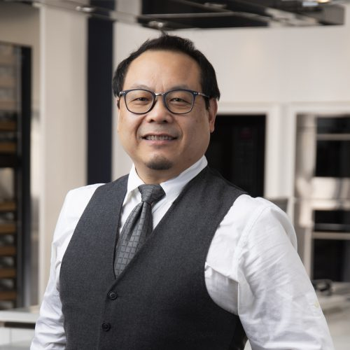 Shawn Kwong Hing, Caplan's Appliances Sales Representative
