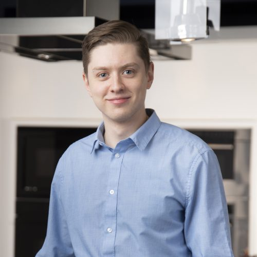 Mathew Gauthier, Caplan's Appliances Sales Representative