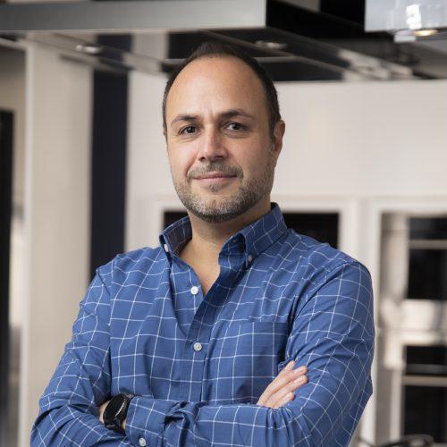 Frank Minella, Caplan's Appliances Sales Representative