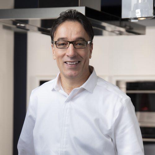 Faouzi Hamoun, Caplan's Appliances Sales Representative