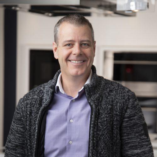 Brendan Crossey, Caplan's Appliances Sales Representative