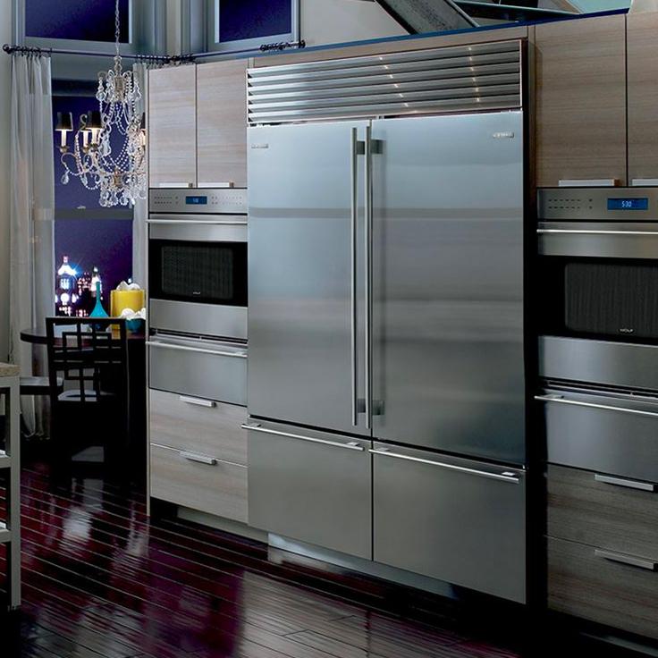 Sub-Zero and wolf Kitchen image