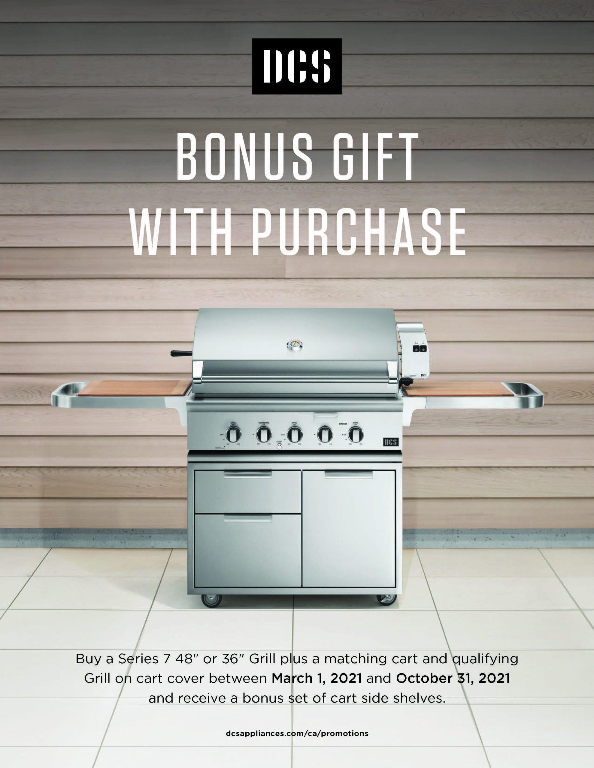 DCS June Promo - Bonus Gift with Purchase