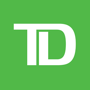 TD Bank logo for payments