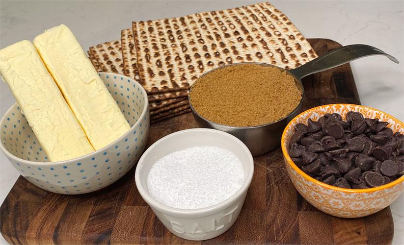 matzah crunch ingredients