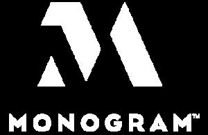 Monogram brand logo
