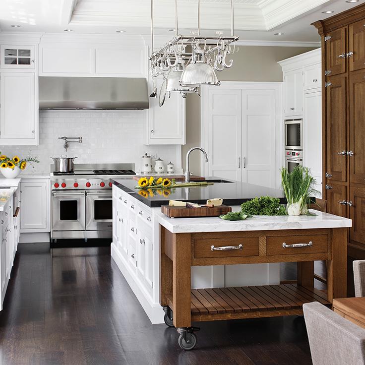 Sub-zero & Wolf kitchen image